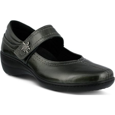 Spring Step Womens Amparo Mary Jane Shoes