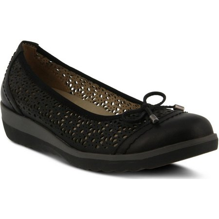 Spring Step Womens Fabiola Slip-On Shoes