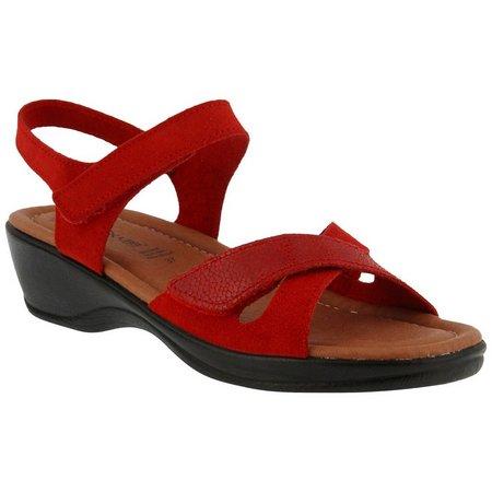 Spring Step Womens Flexus Candila Sandals