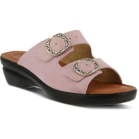 Spring Step Womens Flexus Coast Sandals