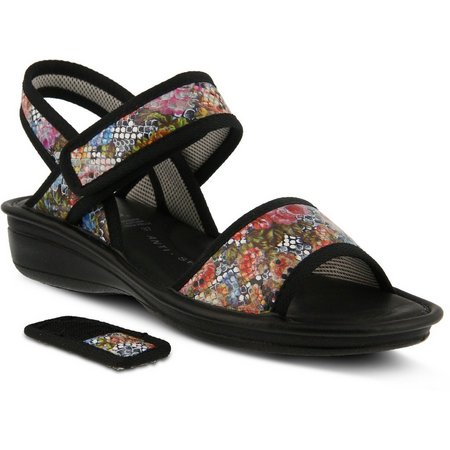Spring Step Womens Flexus Maydella Sandals