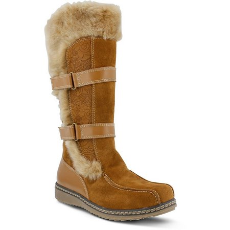 Spring Step Womens Chacana Tall Boots