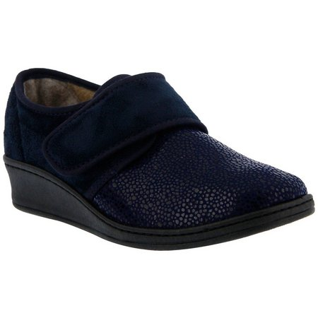 Spring Step Womens Flexus Janice Slippers