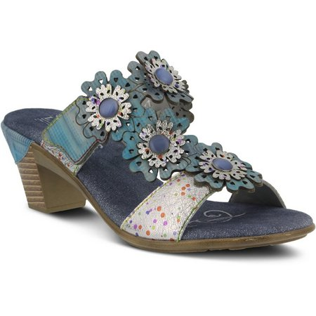 Spring Step Womens L'Artiste Brasi Dress Sandals