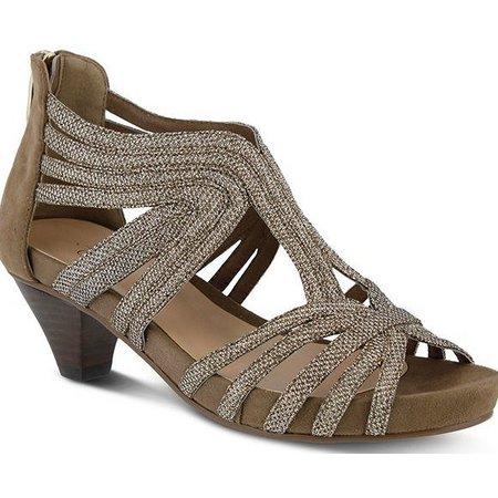 Spring Step Womens Azura Esthetic Dress Sandals