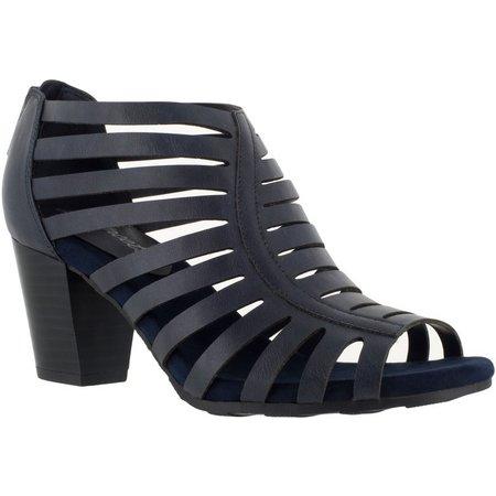 Easy Street Womens Dreamer Sandals