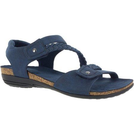 Easy Street Womens Zone Sandals