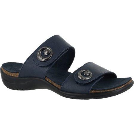 Easy Street Womens Dory Sandals