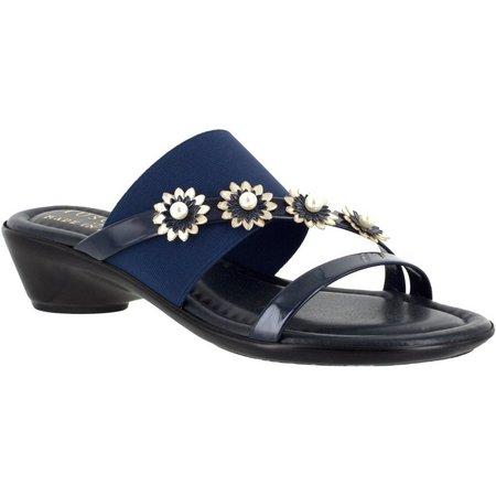 Easy Street Womens Tuscany Paradiso Sandals