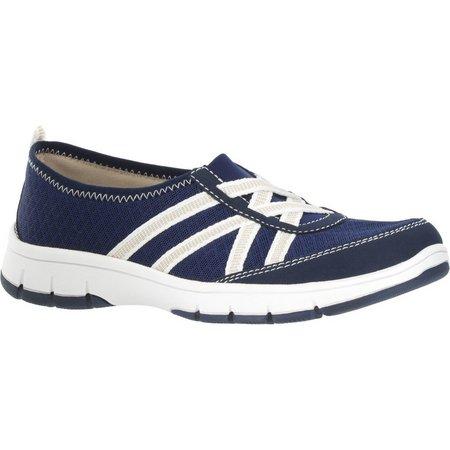 Easy Street Womens Kila Athleisure Slip On Shoes