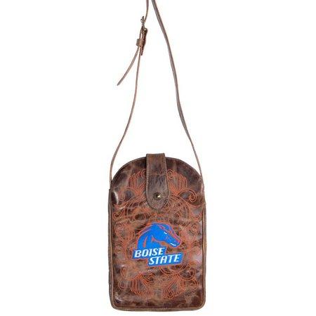 Gameday Boots BSU Broncos Crossbody Handbag