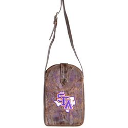 Gameday Boots SFA Lumberjacks Crossbody Handbag
