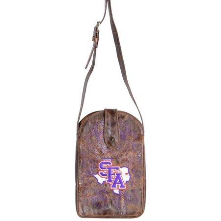 Gameday Boots SFA Lumberjacks Crossbody Handbag