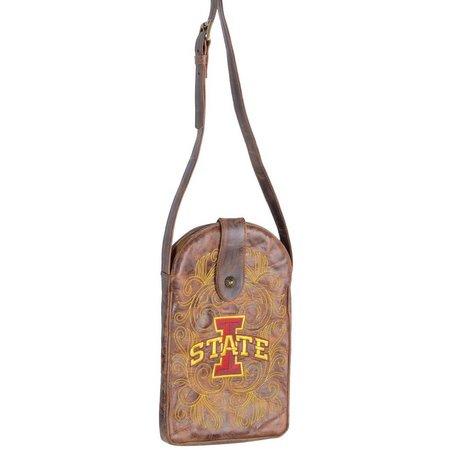 Gameday Boots ISU Cyclones Crossbody Handbag