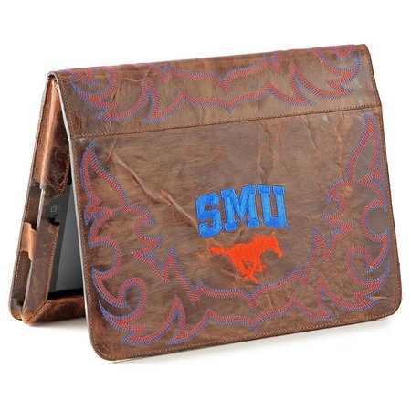 Gameday Boots SMU Mustangs iPad Case