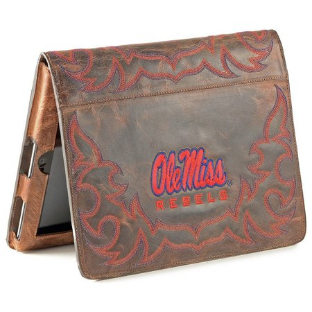 Gameday Boots Ole Miss Rebels iPad Case