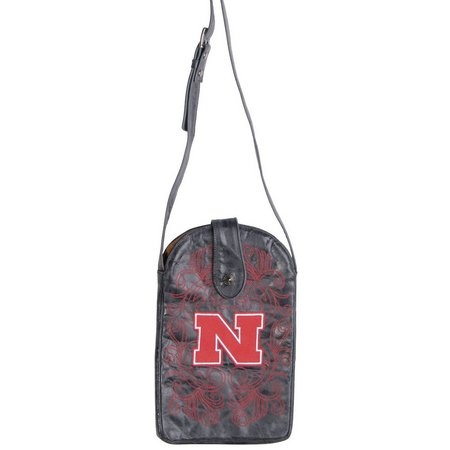 Gameday Boots Nebraska Cornhuskers Crossbody Bag