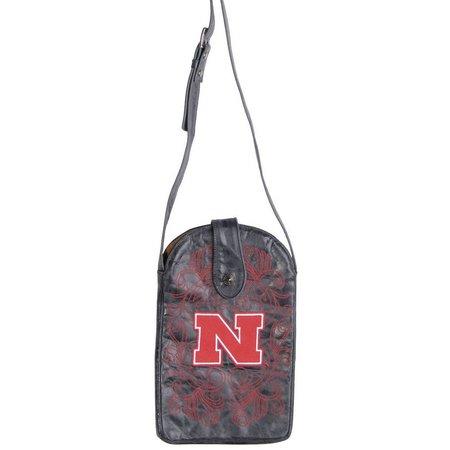 Gameday Boots Nebraska Cornhuskers Crossbody Bag