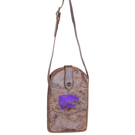 Gameday Boots Kansas Wildcats Crossbody Handbag