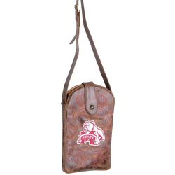 Gameday Boots MSU Bulldogs Crossbody Handbag