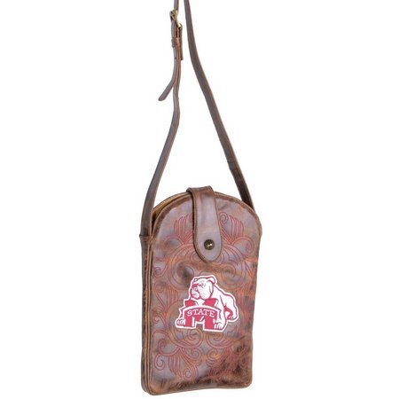 Gameday Boots MSU Bulldogs Crossbody Handbag