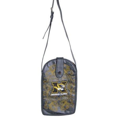 Gameday Boots Missouri Tigers Crossbody Handbag