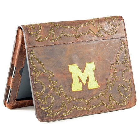 Gameday Boots Michigan Wolverines iPad Case