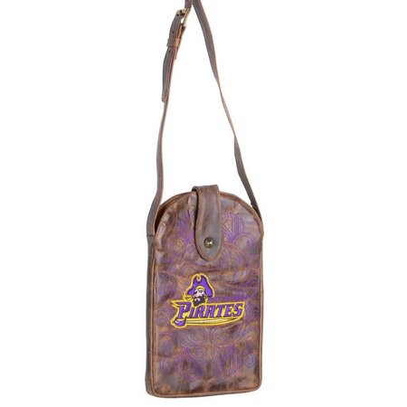 Gameday Boots ECU Pirates Crossbody Handbag