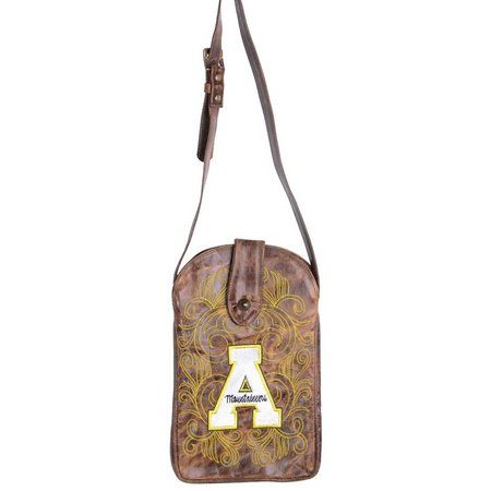 Gameday Boots Appalachian State Crossbody Handbag