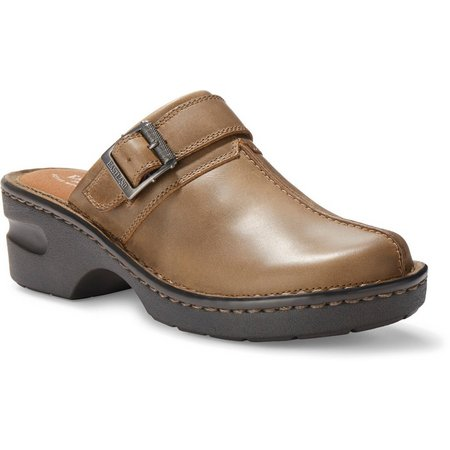 New! Eastland Womens Mae Clogs