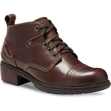 Eastland Womens Overdrive Ankle Boots