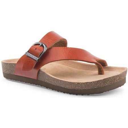 Eastland Womens Shauna Thong Sandals