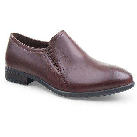 Eastland Womens Carly Leather Shoes