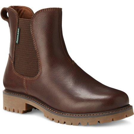 Eastland Womens Ida Leather Boots