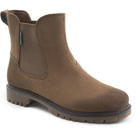 Eastland Womens Ida Suede Boots