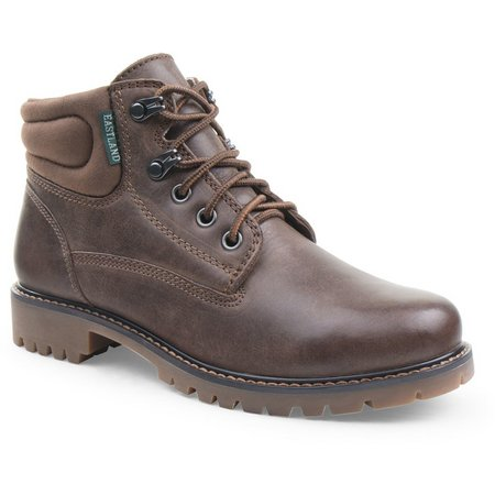 Eastland Womens Edith Leather Boots