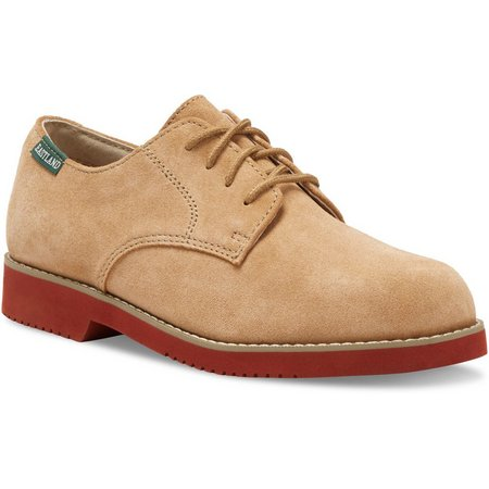 Eastland Womens Buck Oxfords