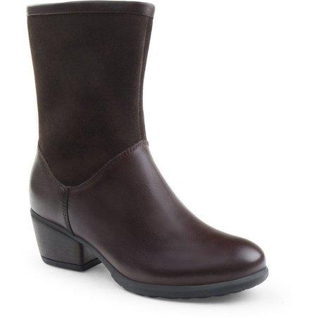 Eastland Womens Kiera Leather Boots