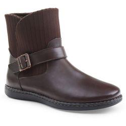 Eastland Womens Adalyn Leather Boots
