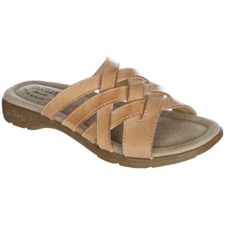 Eastland Womens Hazel Woven Sandals