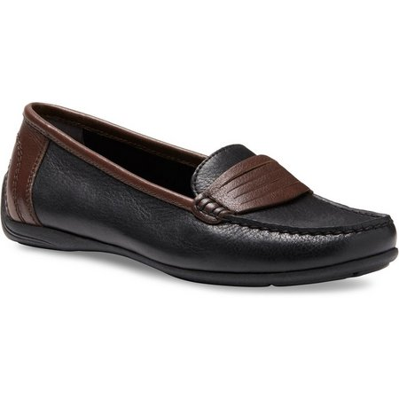 Eastland Womens Annette Colorblock Loafer