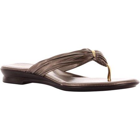 Italian Shoemakers Womens Thong Sandals