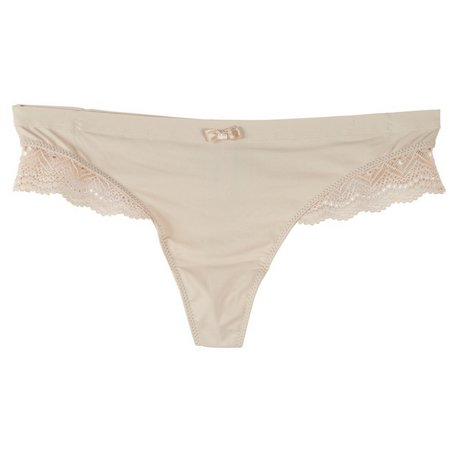 Maddie & Coco Geo Du Juor Lace Thong