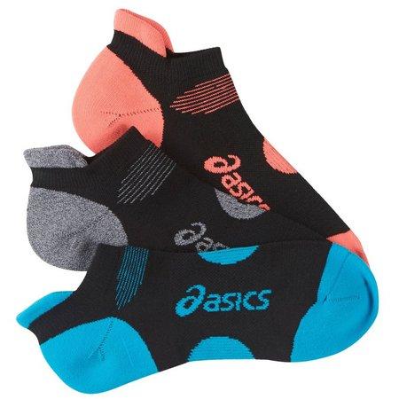 Asics Womens 3-pk. Intensity Socks