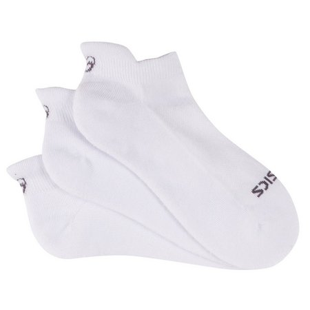 Asics Womens 3-pk. Low Cut Cushion Socks