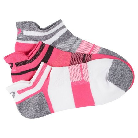 Asics Womens 3-pk. Multi-Sport Socks
