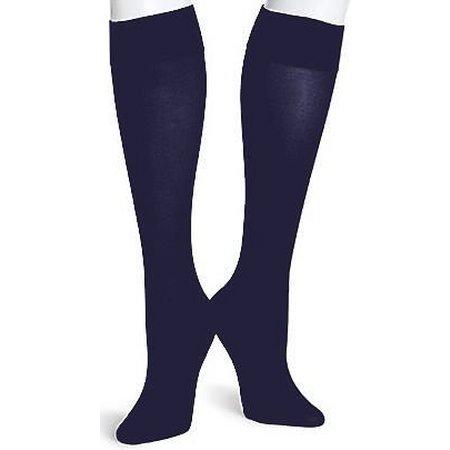Hue Womens Soft Opaque Knee-High Socks
