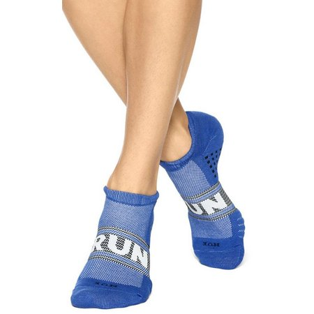 Hue Womens 3-pk. Air Cushion No Show Socks