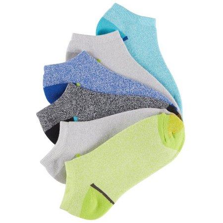 Gold Toe Womens 6-pk. Marled Knit Cushion No