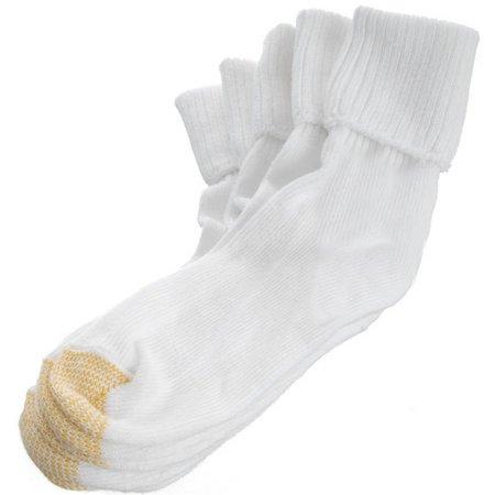 Gold Toe Womens 3-pk. Bermuda Rib Socks